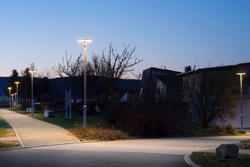 2046611 Streetlighting Balgheim