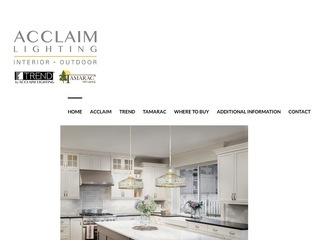 http://www.acclaim-lighting.com