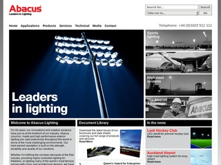 http://www.abacuslighting.com